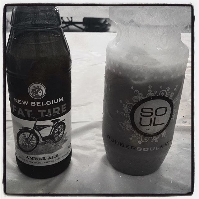 Recovery beverages ;)