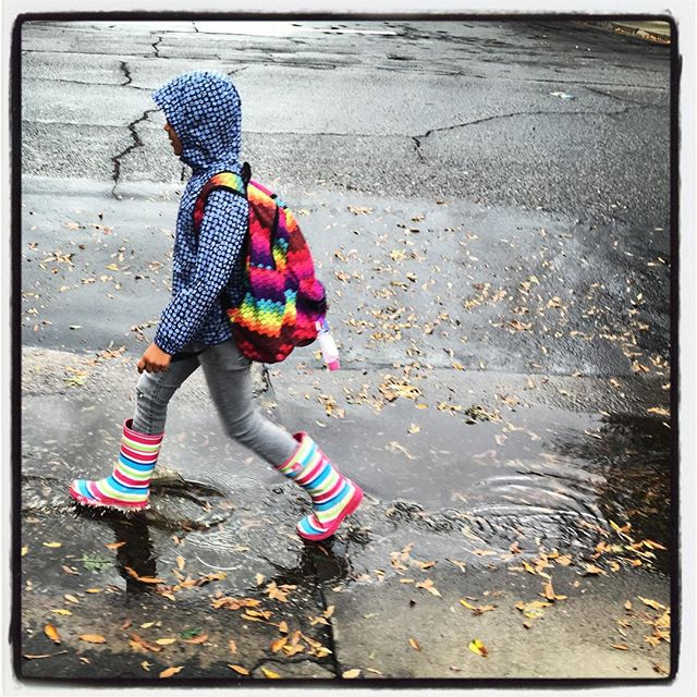 Enjoying the puddles of last week. 'File photo.' #iphoneography #theiphonephotographer #california