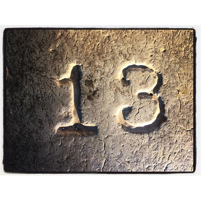 Lucky number. #theiphonephotographer #SoCal #iphoneography