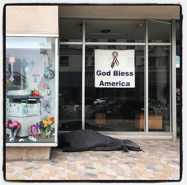 Homeless in Bakersfield. 'I am glad that we are all connected,' commented my subject today. #bakersfield #homelessinamerica #homelessinbakersfield