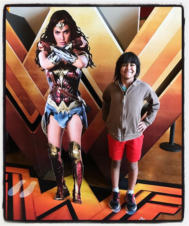 Dear Hollywood: Our daughter really enjoyed this movie and she would like to see other strong female leads. Thanks. #representationmaters